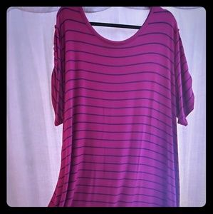 👗💖beautiful, soft, Lane Bryant t-shirt dress